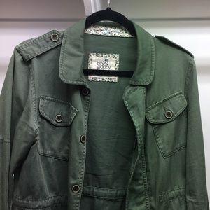 Army Styled Jacket